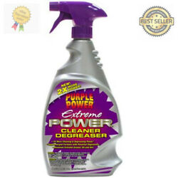 Purple Power Extreme Power Cleaner Degreaser 40 oz. $8.99