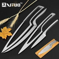 XITUO Multi Kitchen knives Stainless STEEL knife combination Sets assisted $60.00