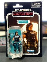 Star Wars Cara Dune Vintage Collection VC164 The Mandalorian 3.75 TVC $59.95