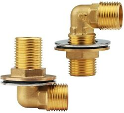 Brass Wall Mounting Installation Kit for Commercial Wall Mount Faucet Backsplash