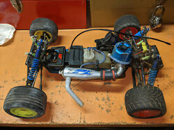 XTM X Cellerator RC Nitro Stadium Truck Parts Lot Accessories Sold As is $159.00
