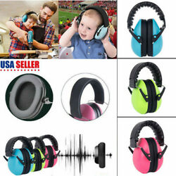Kids Folding Ear Defenders Noise Reduction Protectors Muff Children Baby Child $15.19