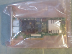 Dell X520 T2 10GB Dual Port Ethernet Server PCIe Adapter $85.00