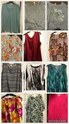 Womens Plus Size Clothing size 26 28 11 Items $45.00