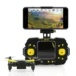Tenergy TDR Sky Beetle Mini RC Drone with Camera App controlled Open Box $25.95