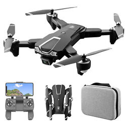 LS 25 RC Drone with Camera 6K Drone Dual Camera with ESC 5G WIFI FPV GPS G1B5 $101.33