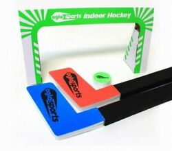Color Glow In The Dark Indoor Outdoor Hockey Sticks Puck amp; Goal Oglo Sports NEW $15.99
