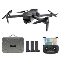 SG906 PRO GPS RC Drone Camera 4K 5G Wifi Brushless Quadcopter Toy 3 Battery A9N5 $154.68