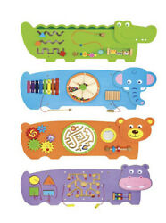 Crocodile Activity Wall For Toddlers Sensory Panel $135.00