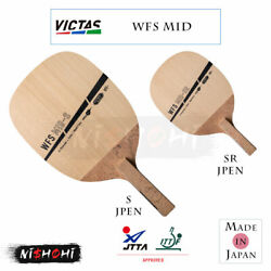 VICTAS WFS MID Table Tennis Blade $95.00