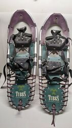Tubbs TD91 Control Wing Bindings 8quot; x 25quot; Snowshoes $49.99
