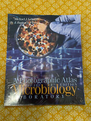 Photgraphic Atlas For The Microbiology Lab 4th Ed. By Leboffe amp; Pierce $38.99