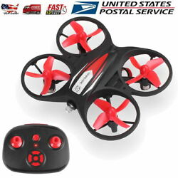 Mini RC Drone Quadcopter for Kids amp; Beginners Headless Mode 3D Rolling Kids Gift $24.99