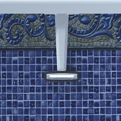 Innovalite LED Solar Powered Wall Mounted Light for Above Ground Swimming Pool $149.96