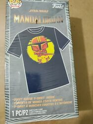 The Mandalorian Cute Child Sun Size Medium $15.00