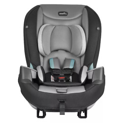 Evenflo Sonus 65 Convertible Car Seat Ages 0 2 in Gray Graphite City Lights $94.99