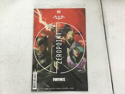 BATMAN FORTNITE comic #1 1st A VARIANT SEALED Harley Quinn SK N C@DE IN HAND $19.99