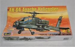 AH 64 Apache Helicopter Vintage Model Kit By Revell $110.00