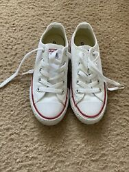 converse all star Kids Shoes Size 12 Us $22.00