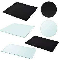 Coffee Table Dining Table Top Replacement Desk Protection Cover Tempered Glass $161.21