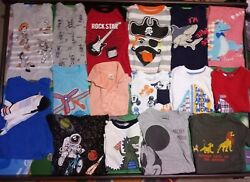 Lot of 16 Boys 3t summer shirts Disney Carter#x27;s other brands. Very clean $75.00