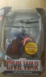Marvel Avengers Captain America 2 channel 2.4GHz RC Quadcopter Micro Drone $24.90
