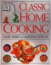 Classic Home Cooking Hardcover Mary Berry $6.81