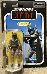 Hasbro Star Wars Boba Fett 3.75 inch Action Figure The Vintage Collection $18.50
