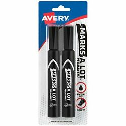 Marks Desk Style Permanent Markers Chisel $6.45