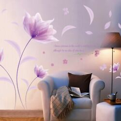 Living Room Home Decor Wall Decals Background Decoration Wall Stickers $9.51