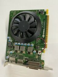 Dell Nvidia GeForce 1050Ti 4GB Gaming Graphics Card GPU for parts $110.99