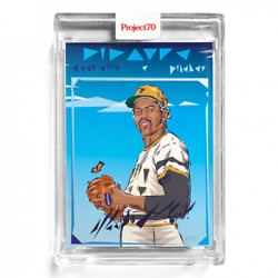 2021 Topps Project 70® Card 210 1971 Dock Ellis by Naturel IN HAND Pirates $17.95