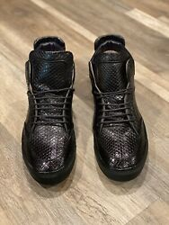 mens high top sneakers size 12 $450.00