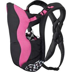 Evenflo Convertible Baby Carrier Floral Pink Multi Baby SecureLock Buckles New $34.17