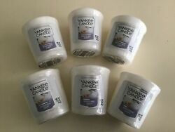 Yankee Candle Wedding Day Votives **Lot of 6** $13.95