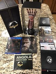 Metal Gear Solid V: The Phantom Pain Collectors Edition PS4 Used Complete $149.99