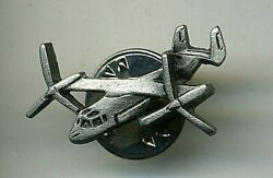 Boeing Osprey Helicopter Pewter Look Pin NOS $9.99