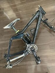 """Kona Stinky Dee Lux Small Frame 26"""" Race Face Hayes Brakes Shimano Derailleur $567.89"""