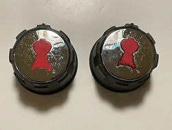Weber 69892 Set of 2 Replacement Gas Control Knobs Spirit 200 2013 $17.86