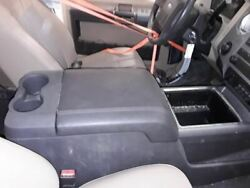 Console Front Floor With Armrest Lariat Fits 11 16 FORD F250SD PICKUP 1176990 $694.14