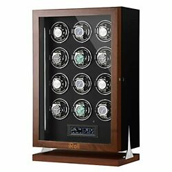 iRoll Watch Winder with Ultra Quiet Japanese Motors C Watch Winders 12 Watches $2462.29
