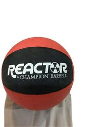 Reactor by Champion Barbell 4.4 lb. 2kgs Medicine Ball $18.00