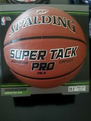 Spalding NBA 28.5 Super Tack Pro Composite Leather Indoor Outdoor Basketball $24.95