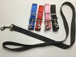 New 4ft Pet Dog Leash Nylon Durable for Small Dogs Cats Walking Training $7.99