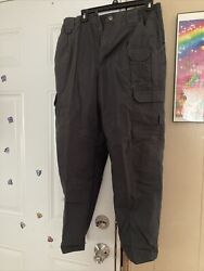 511 Tactical Cargo Gray Pants Size 12 Womens $20.00