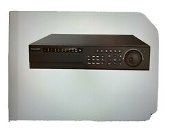 Honeywell Commercial Security HEN16384 Focus 4K 16 Ch 16 POE NVR 8TB Cameras