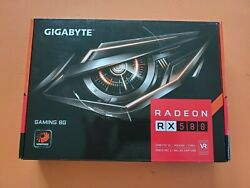 GIGABYTE GAMING RX580 OEM EMPTY BOX ONLY NO GPU INCLUDED $30.00