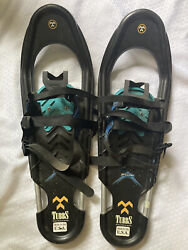 Tubbs Frontier Snowshoes 25x8 $40.00