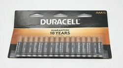 Duracell CopperTop Alkaline AAA Batteries 16 Pack Best By March 2030 $10.99