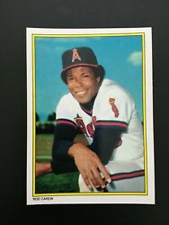 1983 Topps Glossy All Star Set Break Collector#x27;s Edition Rod Carew Card #29 NrMt $1.45